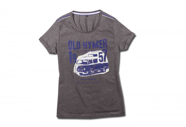 Damen T-Shirt Old HYMER