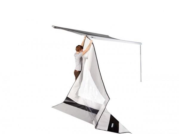 Rain Blocker Vorderwand 175 cm für Nova Markise