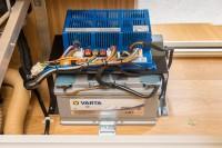 Autarkpaket inkl. Wohnraumbatterie 95 Ah + Ladegerät mit integriertem Booster