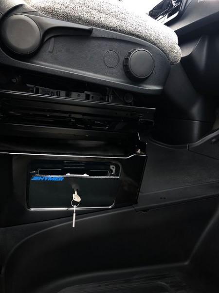 Safe für Sitzkonsole Teil-Integrierte Mercedes Benz