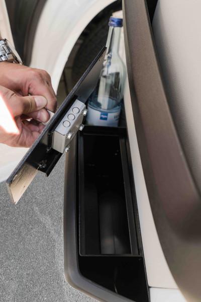 Beifahrertür-Safe bzw. - Tresor Fiat Ducato