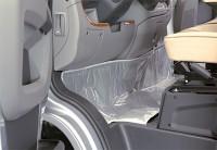 Isoliermatte für Fußraum Fahrerhaus