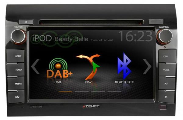Navigationsgerät ZENEC 3756 EHG