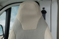 Seat cover beige 2014-2020