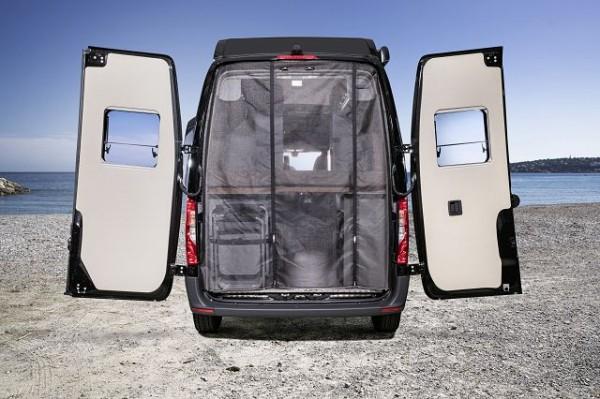 Moskitonetz für Hecktüren Free S ab Modelljahr 2020