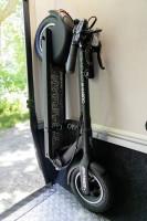 Transporthalterung E-Scooter für Heckgarage