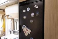 Kühlschrankfront magnetisch
