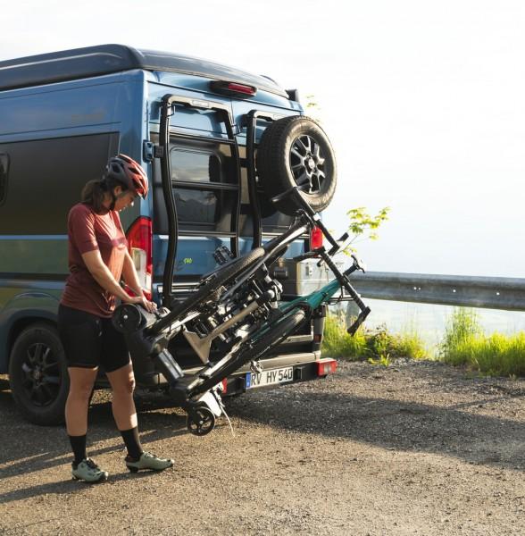Backrack+ Bike Full Kit Swing links