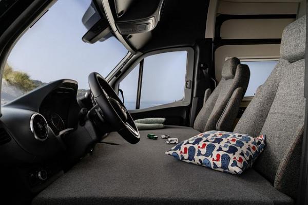 Aktionspreis im August: Kinderbett Variante Mercedes ab Modelljahr 2019 -10%