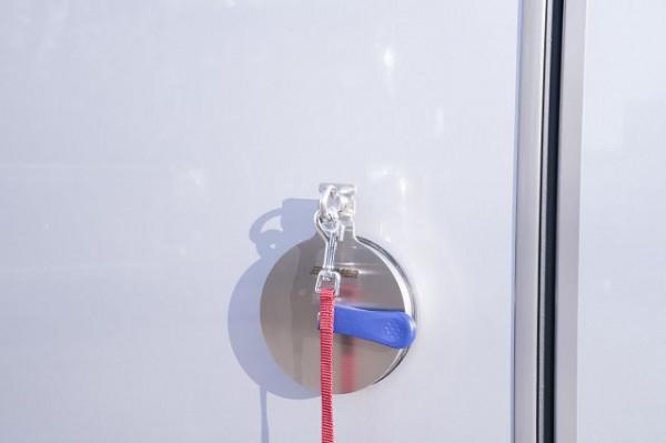 Abspann-Halter mit Ringöse