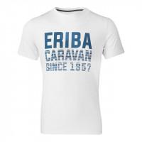 T-Shirt TOURING Blanc