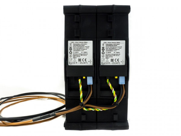 Smart Battery System 2-er Block 45 AH LI-Batterie