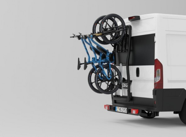 Backrack+ Bike Carrier Shuttle