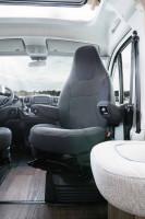 Schonbezüge Fiat 2015-2020, graphit