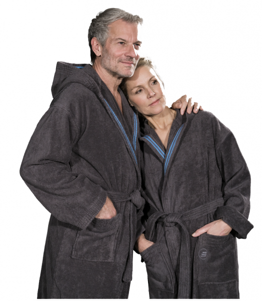 Bademantel Unisex
