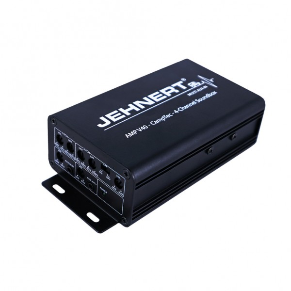 Sound system powered by Jehnert