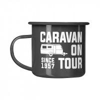 """Èmaile tasse """"Caravan since 1957"""""""
