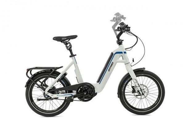 HYMER E-Bike inkl. Bike Carrier (Fiat Version)