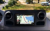 Navigation system Zenec N 956 incl. map