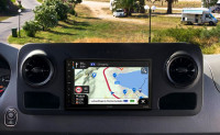 Navigation systéme Zenec N 956 incluse carte