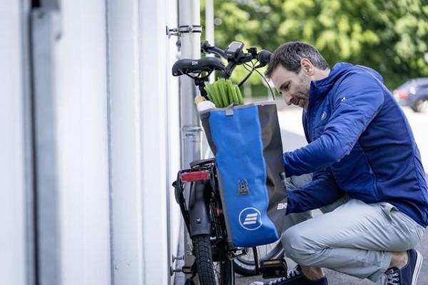 Gepäckträgertasche für HYMER E-Bike by Flyer
