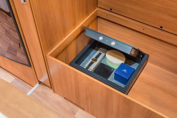 HYMER Mini Safe