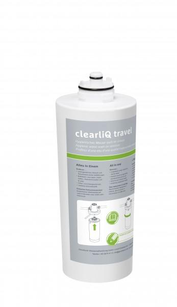Ersatzkartusche für Wasserfilter clearliQ travel - Grünbeck