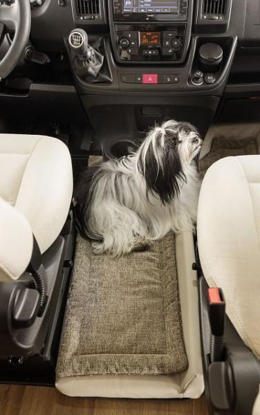 Hundebett inkl. Komfortkissen