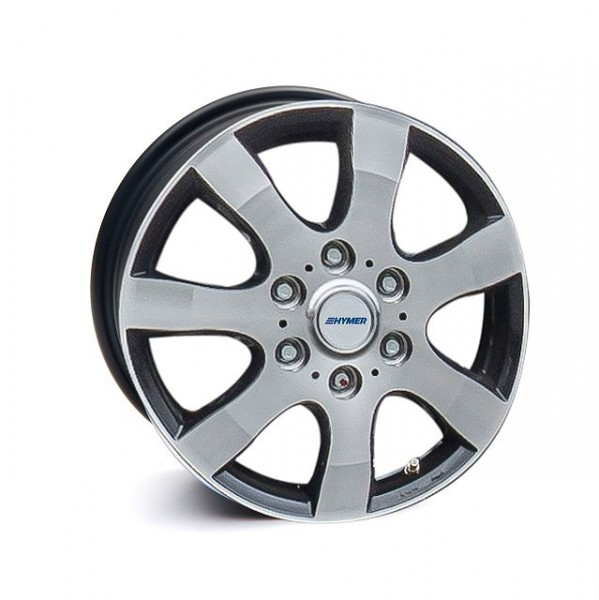 Original aluminium rims for Mercedes Chassis 16""