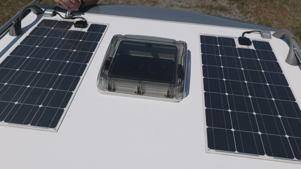 Nachrüstsatz Solaranlage 2x90W für BML + BMC MJ 2022