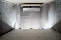 Winterangebot Paket 1 (Schlafdachisolierung Camper Van Sydney)