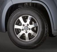 """Original jantes en aluminium pour Fiat Chassis 16"""""""