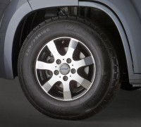 "Original-Alufelge für Fiat Chassis 16"""