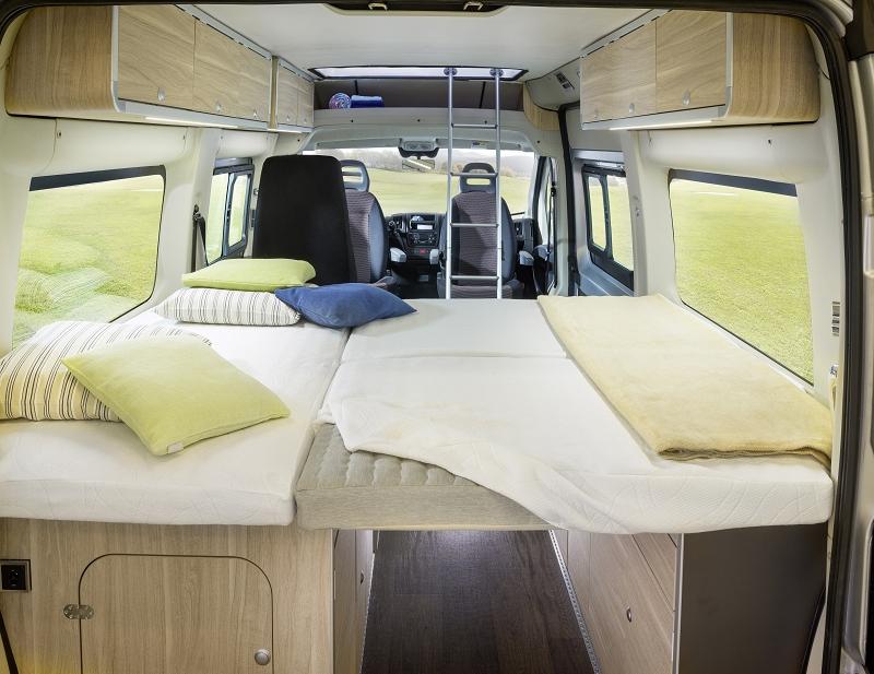 spannbettlaken serengeti einzelbett schlafkomfort innen raum hymer gmbh und co kg. Black Bedroom Furniture Sets. Home Design Ideas