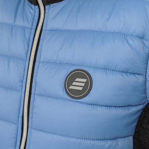 Strickfleece-Jacke für Herren