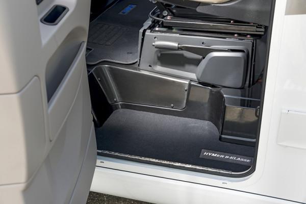 Fahrerhausteppich Duomobil